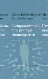 Page garde Empowerment